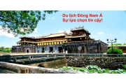Đà Nẵng - Hội An - huế  (4 ngày 3 đêm Máy bay)